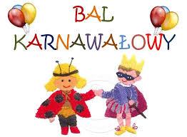Ogłoszenie Bal Karnawałowy